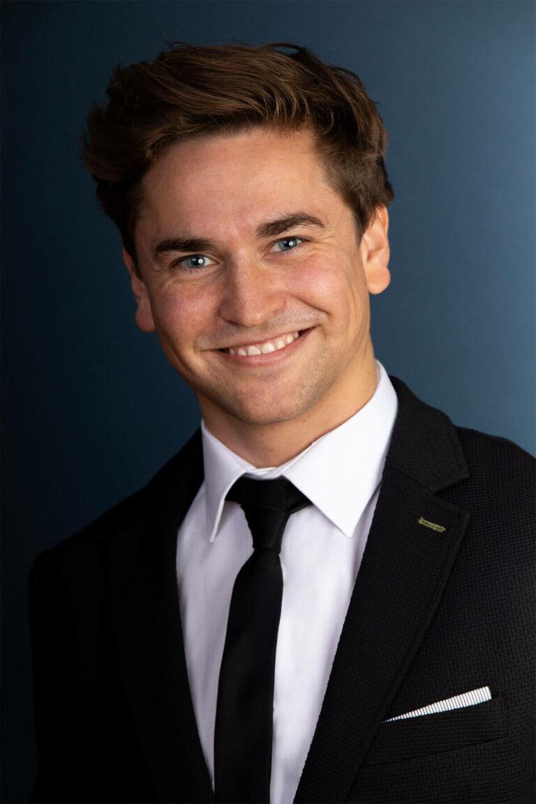 Führungskraft Portrait Startup Moritz Leisen